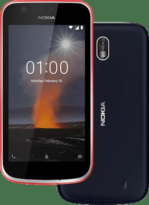 Nokia 1 TA 1066 Flash File (Firmware)