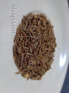 jinten (cumin)