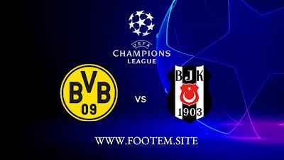 Besiktas vs Dortmund