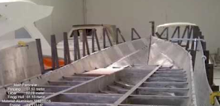 pembuatan kapal alumunium
