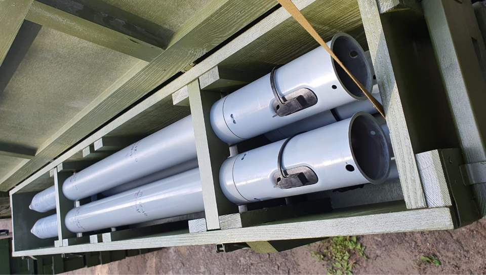ДАХК Артем відвантажила ЗСУ партію ракет РС-80