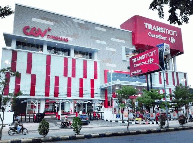 Wisata Cirebon Transmart Mall