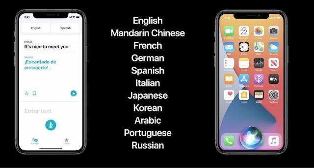 تطبيق الترجمة الجديد