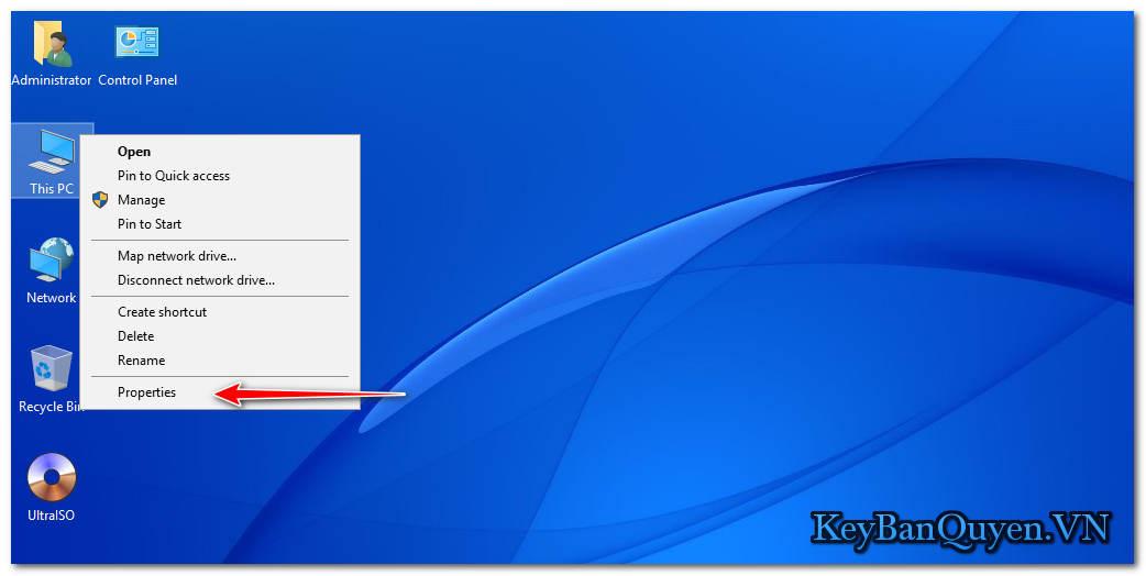 Hướng dẫn nhập key bản quyền Windows Server 2019 Standard và Datacenter.