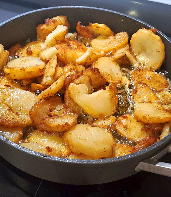 Dad's Old Fashioned Italian Home Fries