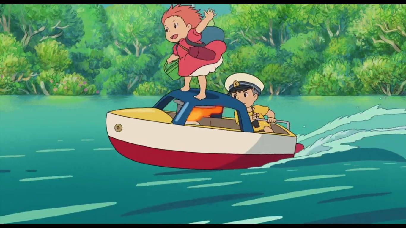 Gake no Ue no Ponyo BD Subtitle Indonesia