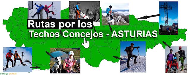 Techos Concejos Asturianos