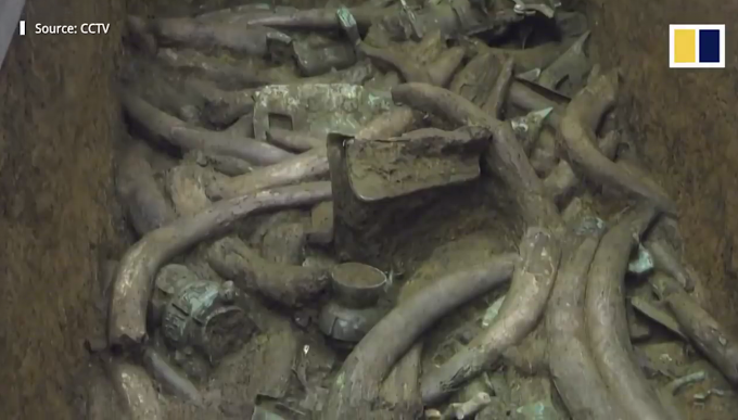 Mysterious Artifacts From Unknown Civilization Discovered In China