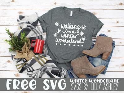 free winter svg