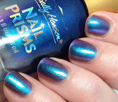 Sally Hansen Nail Prisms Garnet Lapis