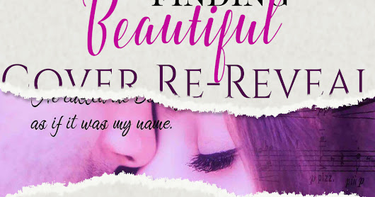 Cover Re-Reveal: Finding Beautiful by Amanda Kaitlyn