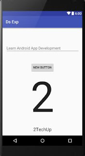 Activity, Learn Android Application Development, 2TechUp