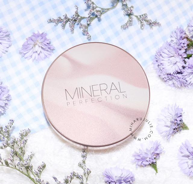 review VOV Mineral Illuminated Makeup