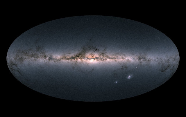 The Milky Way could be spreading life from star to star