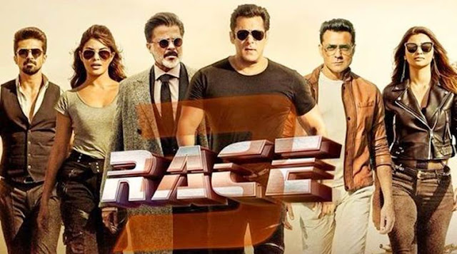 Race 3 HDRip Best Quality 400MB