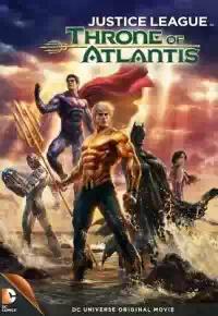 Film Justice League: Throne of Atlantis (2015) BLURAY Subtitle Indonesia