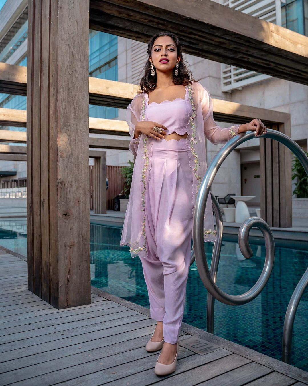 Actress Amala Paul Latest Hot Photos