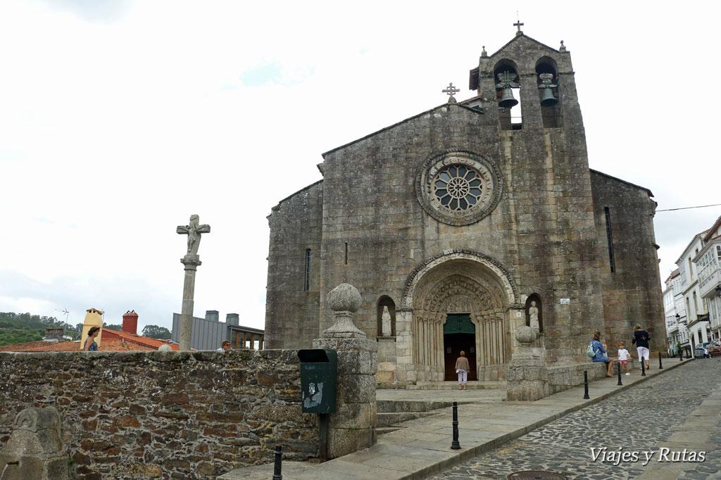 Santa María de Azogue, Betanzos