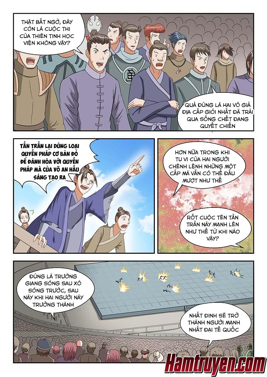 Võ Thần Chúa Tể Chap 127 - Trang 9
