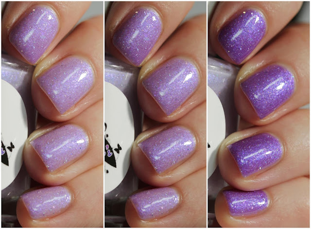 Heather's Hues Friends From Gems swatch by Streets Ahead Style