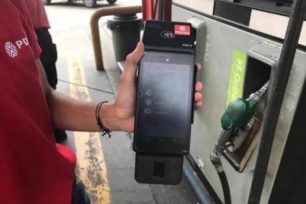 Desde este lunes 24 de septiembre entra en periodo de prueba el sistema biopago a través del Carnet de la Patria para el cobro de la gasolina