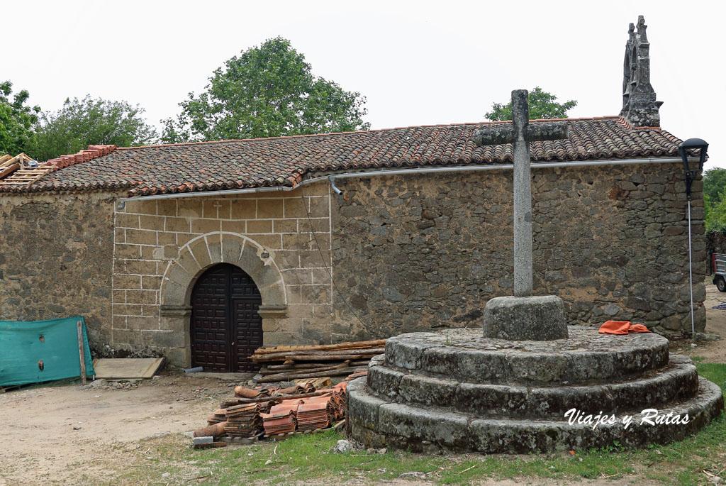 Ermita Virgen del Socorro, San Martín del Castañar