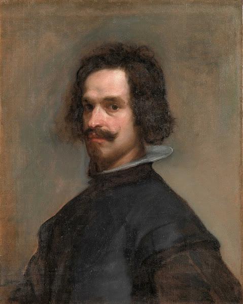 Диего Веласкес - Портрет мужчины (1630-1635)