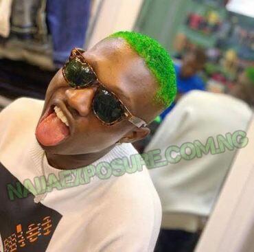 Zlatan Ibile Slams Lady For Describing Him As 'Compound Fool With Green Hair'