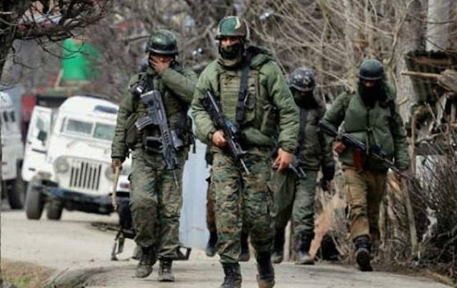 Jammu और kashmir के बडगाम जिले में भारतीय सेना ने मारे दो आतंकवादी
