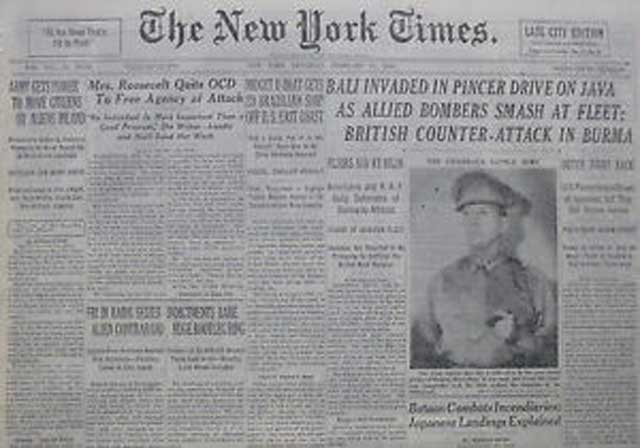 NY Times, 21 February 1942 worldwartwo.filminspector.com
