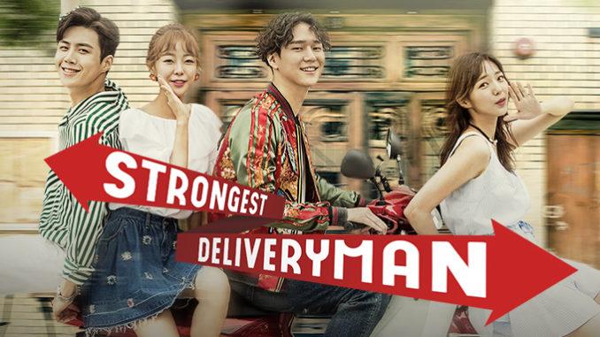 Drama ini menceritakan kisah Choi Kang Soo (Go Gyung Pyo), seorang pengirim yang akhirnya menjadi CEO perusahaan aplikasi pengiriman; dan jalannya untuk mencapai cinta dan kesuksesan.