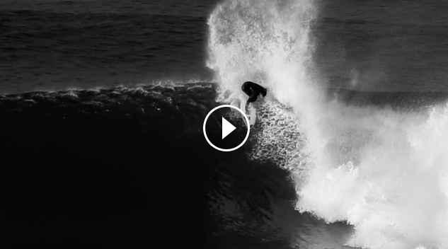 Ramzi Boukhiam Raw Surfing In Morocco