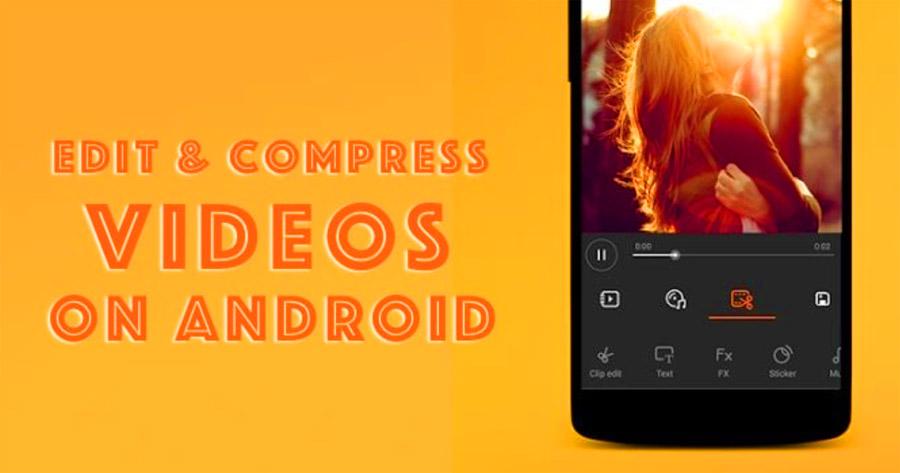 Cara kompres ukuran video di Android