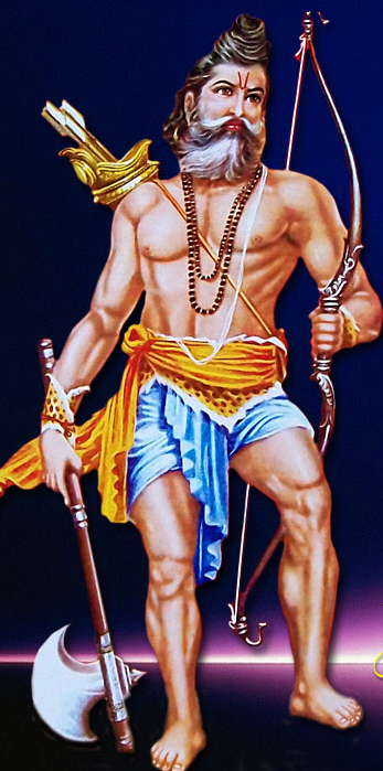 Why did Lord Parshuram take the weapons in hindi khaniya bhgwan parshuram khaniya