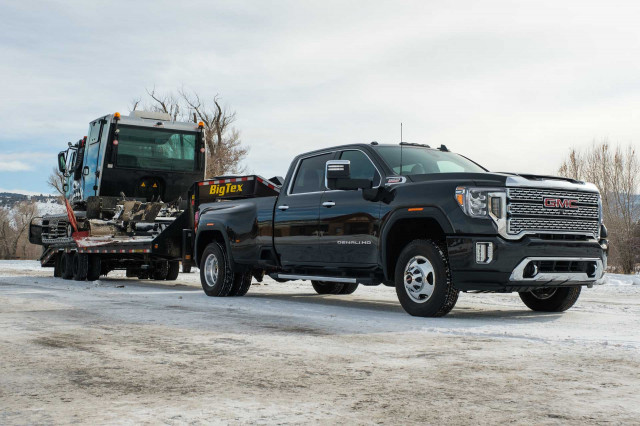 2021 gmc sierra 2500hd review  your choice way