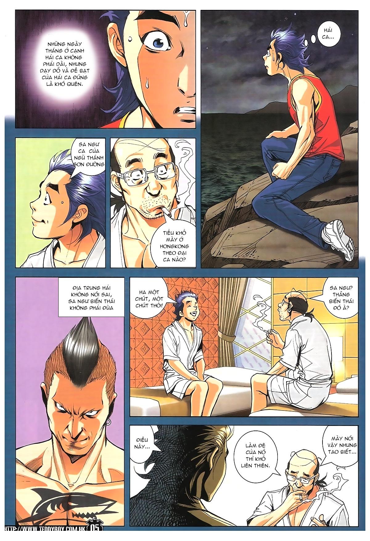 Người Trong Giang Hồ chapter 1762: đánh nát y văn hoa trang 4