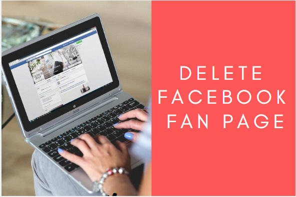 Delete Facebook Fan Page