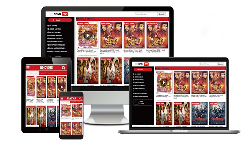 probloglive, Movie Blogger, movie mag blogger template, Movie Responsive Blogger Template