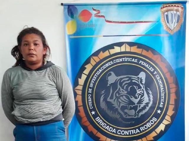 Detenidos por el CICPC 4 integrantes de una red de prostitucion infantill