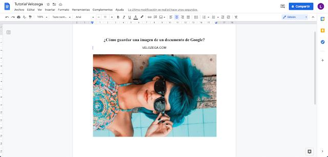 ¿Cómo guardar imágenes de Google Docs? (3 métodos sencillos)