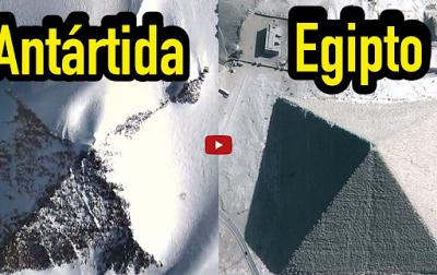 Είναι η Ανταρκτική σπίτι αρχαίων πολιτισμών; (vid)