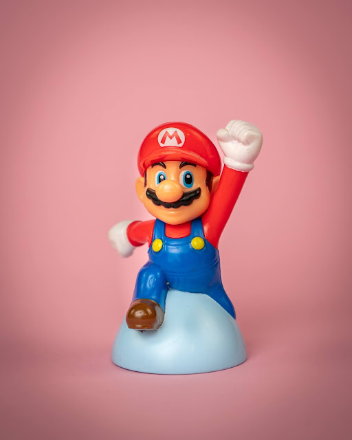 Mario Bros Plumber;Photo by Mika Baumeister on Unsplash