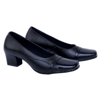 Sepatu Pantofel Wanita Catenzo HA 113