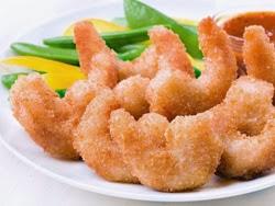 Gruzdintos krevetės