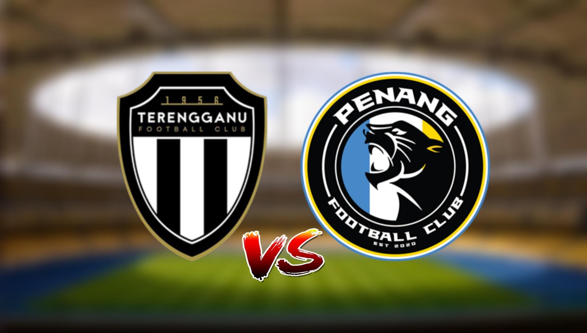 Live Streaming Terengganu FC vs Penang FC Liga Super 1.5.2021