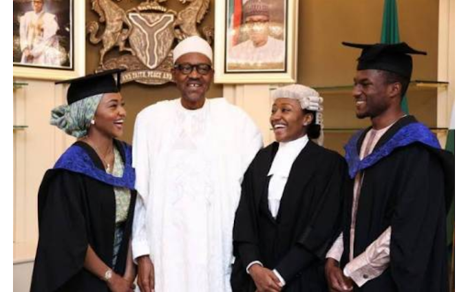 BUSTED: Multi-million Naira UK Schools Buhari's Children Attended While He 'Couldn't Afford' Presidential Nomination Form