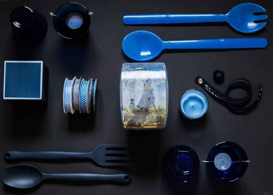 Blog + Fotografie by it's me! | fim.works | Fünf Minuten für eine blaue Collage im Juli