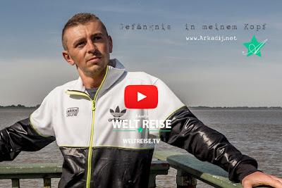 Musikvideo aus Bremerhaven 2018 von Arkadij Schell Gefängnis in meinem Kopf