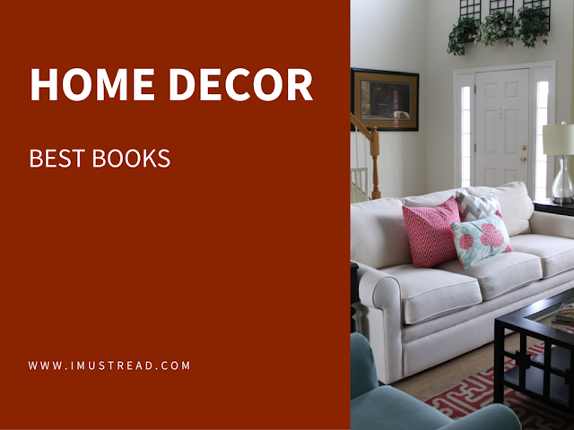 List of best books on home decor ideas in affordable living