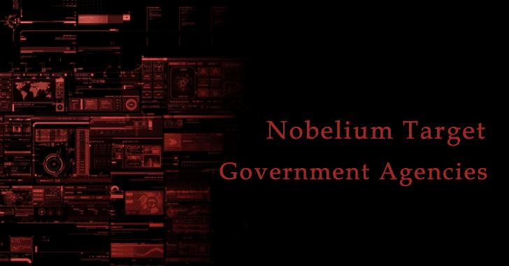 SolarWinds Nobelium Hacker Group